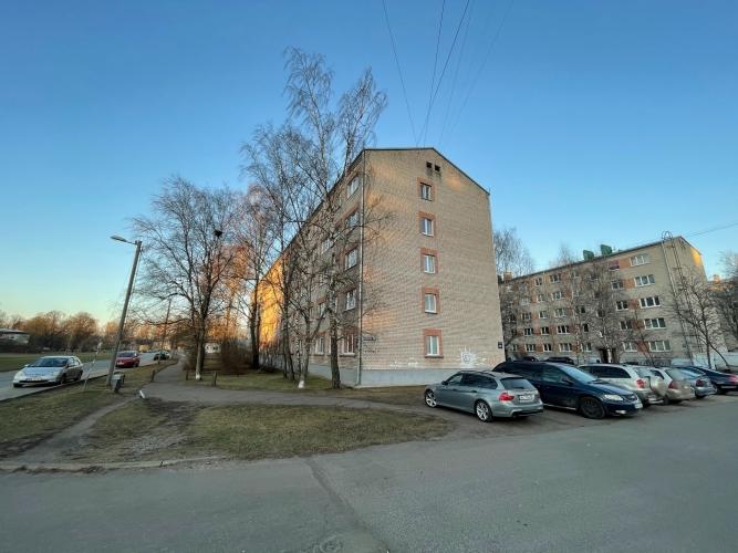 Объявление. Tiek pārdots piecu slēgtu istabu dzīvoklis.  + Piecas slēgtas istabas; + jaunas Цена: 85000 EUR Foto #2