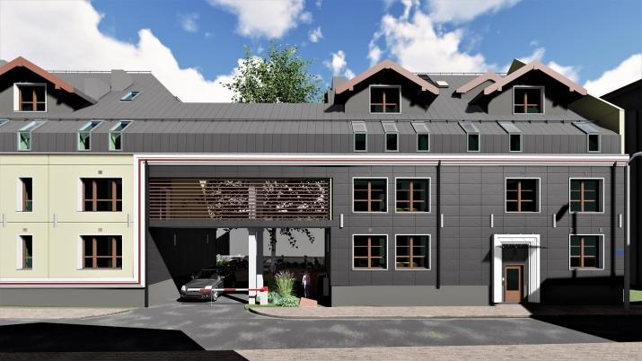 Объявление. Доступно для бронирования! Квартира в новом проекте City Home, расположенном на углу улиц Миера и Цена: 85500 EUR Foto #4