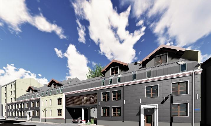Объявление. Доступно для бронирования! Квартира в новом проекте City Home, расположенном на углу улиц Миера и Цена: 85500 EUR Foto #5