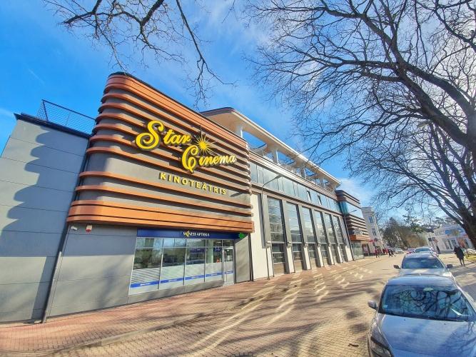 Объявление. Возможность арендовать помещения в ТЦ \'KORSO\' на улице Йомас - Юрмала!  Ниже описания предложения и Цена: 874 EUR/мес. Foto #4