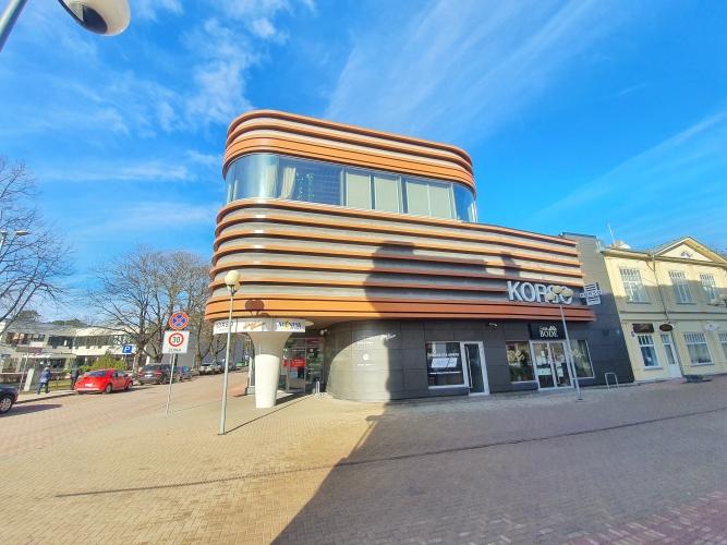 Объявление. Возможность арендовать помещения в ТЦ \'KORSO\' на улице Йомас - Юрмала!  Ниже описания предложения и Цена: 874 EUR/мес. Foto #2