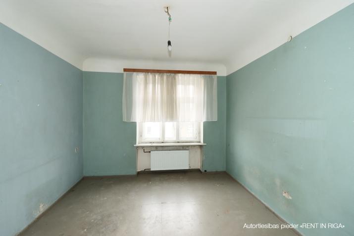 Объявление. Продается 4 комнатная квартира в Центре на улице Валдемара! + В квартире 3 спальни, гостиная, Цена: 144560 EUR Foto #1