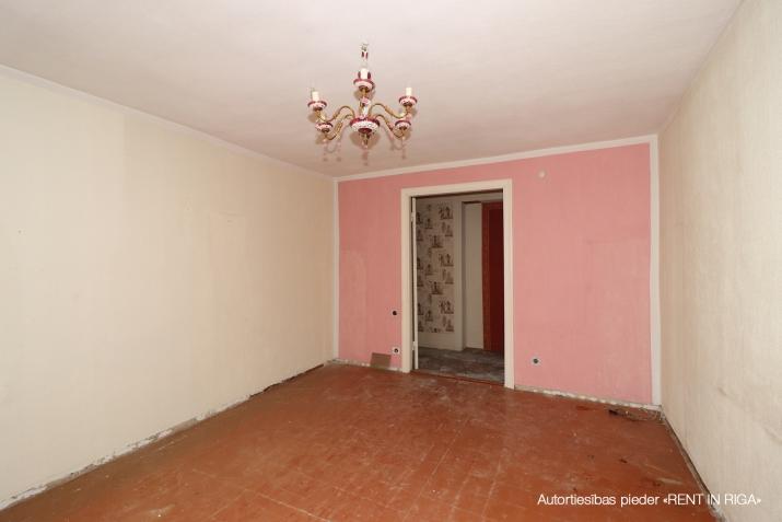 Объявление. Продается 4 комнатная квартира в Центре на улице Валдемара! + В квартире 3 спальни, гостиная, Цена: 144560 EUR Foto #4