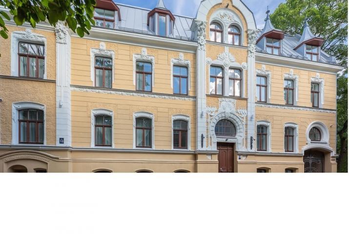 Объявление. Совершенно новая 2-комнатная квартира в отличном районе на окраине Парка Победы. Расположен на 3-м Цена: 550 EUR/мес. Foto #1