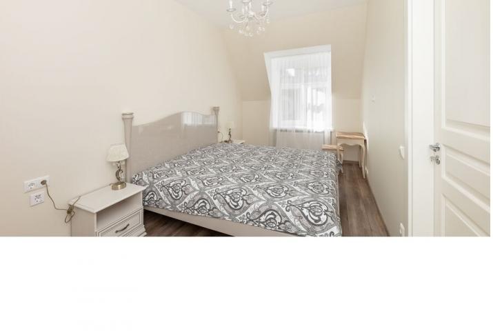 Объявление. Совершенно новая 2-комнатная квартира в отличном районе на окраине Парка Победы. Расположен на 3-м Цена: 550 EUR/мес. Foto #4