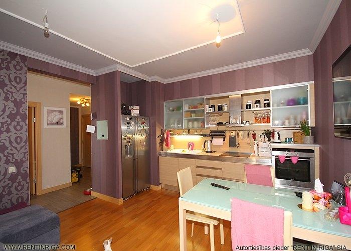 Sludinājumi. Pārdod 2 istabu dzīvokli projektā Panorama Plaza, kas ir pārplānots par 3 istabu dzīvokli.  Remontā Cena: 115000 EUR Foto #4