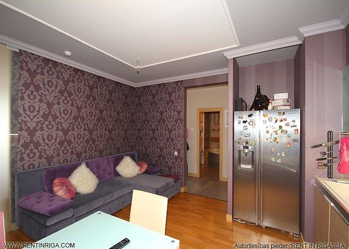 Sludinājumi. Pārdod 2 istabu dzīvokli projektā Panorama Plaza, kas ir pārplānots par 3 istabu dzīvokli.  Remontā Cena: 115000 EUR Foto #5