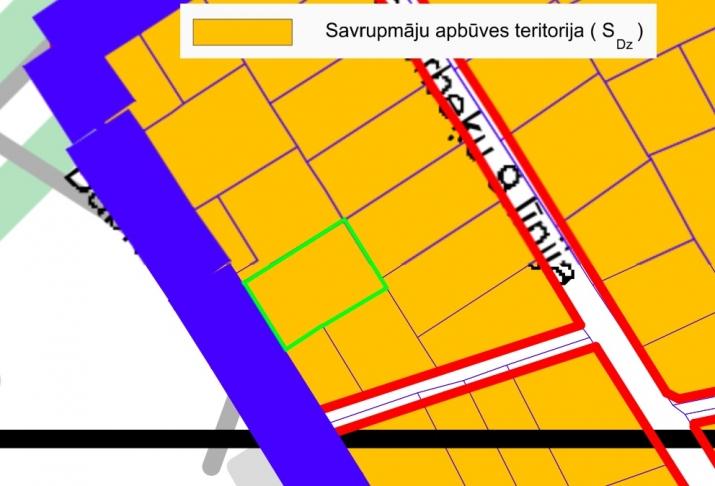Объявление. Zemes gabals Beberbeķos.  + Zemes gabala platība 1999 m2. + Savrumpāju apbūves teritorija. + Цена: 48000 EUR Foto #5
