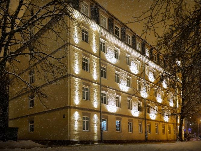 Sludinājumi. Mūsdienīgs īres nams sastāvošs no 65 labiekārtotiem dzīvokļiem.  Kopējā platība: 1958.7; Lietderīgā Cena: 2.5e+06 EUR Foto #5