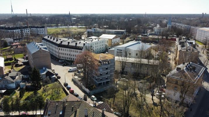 Объявление. Предлагаем купить квартиру в новом проекте всего в нескольких метрах от пруда Мара! Квартира Цена: 139600 EUR Foto #4