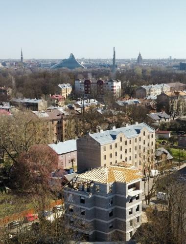 Объявление. Предлагаем купить квартиру в новом проекте всего в нескольких метрах от пруда Мара! Квартира Цена: 139600 EUR Foto #5