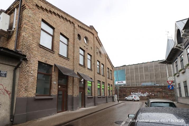 Объявление. Jauni, moderni biroji Vef\'ā.  Renovētas, saulainas biroju telpas tieši starp Centru un Teiku.   Цена: 384 EUR/мес. Foto #4