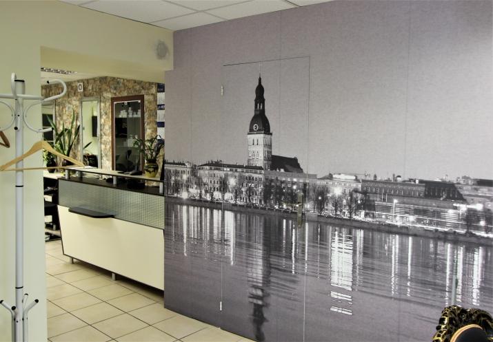 Sludinājumi. Piedāvājumā telpas ar atsevišķu ieeju un privātu pagalmu ar vārtiem. Telpas atrodas netālu no Līvu Cena: 94000 EUR Foto #6