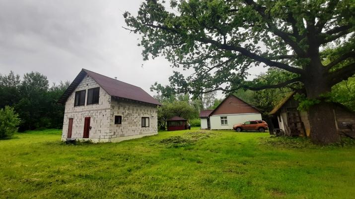 Sludinājumi. Piedāvājumā lielisks lauku īpašums Sēlijas pusē! Pilsētas komforts apvienojumā ar lauku klusumu, Cena: 78000 EUR Foto #2