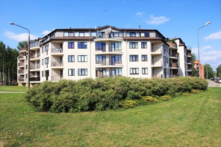 Объявление. Продается чудесная трехкомнатная квартира в Baloži, Titurga  Квартира студия типа с очень удобной Цена: 166000 EUR Foto #1