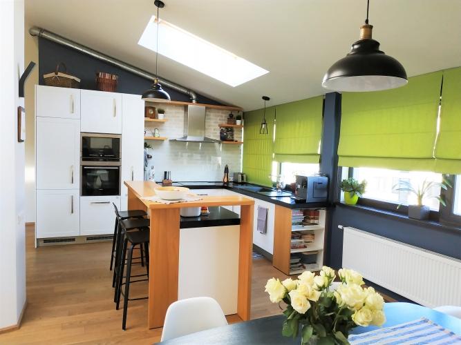 Объявление. Продается чудесная трехкомнатная квартира в Baloži, Titurga  Квартира студия типа с очень удобной Цена: 166000 EUR Foto #3