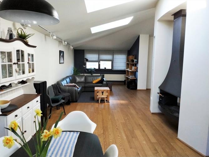 Объявление. Продается чудесная трехкомнатная квартира в Baloži, Titurga  Квартира студия типа с очень удобной Цена: 166000 EUR Foto #2