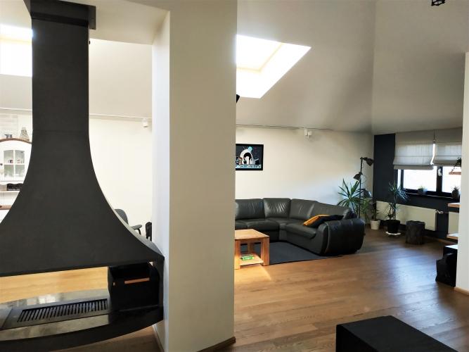 Объявление. Продается чудесная трехкомнатная квартира в Baloži, Titurga  Квартира студия типа с очень удобной Цена: 166000 EUR Foto #5
