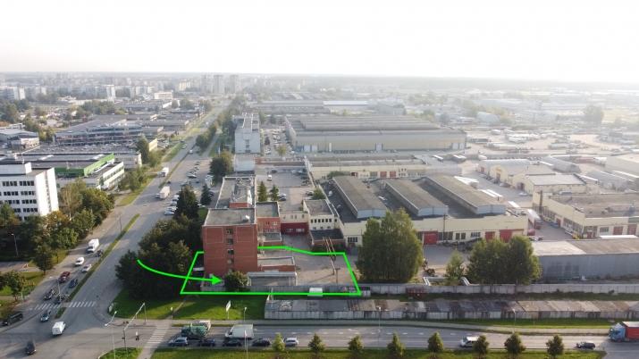 Sludinājumi. Pārdod telpas tirdzniecībai vai biroja, Pļavniekos, Katlakala un Krustpils ielu krustojumā.   + 1. Cena: 175700 EUR Foto #2