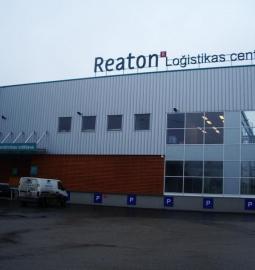 Reaton biroju un noliktavu komplekss - Attēls 1
